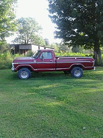 1977 Ford F150 4x4 Regular Cab for sale 100926307