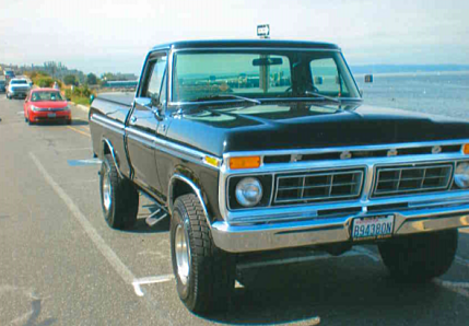 1977 Ford F150 for sale 100943106