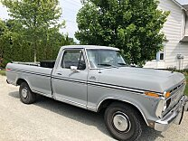 1977 Ford F150 2WD Regular Cab for sale 101016643