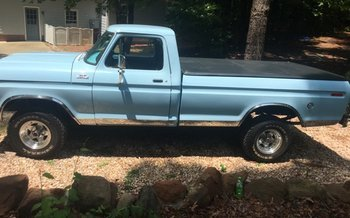 1977 Ford F150 4x4 Regular Cab for sale 101037540