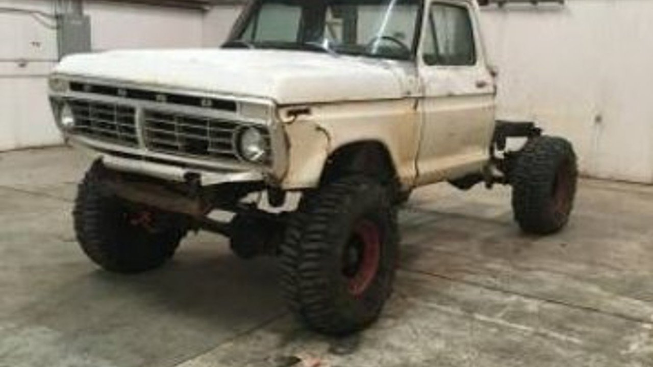 1977 Ford F250 for sale near Cadillac, Michigan 49601 - Classics on ...