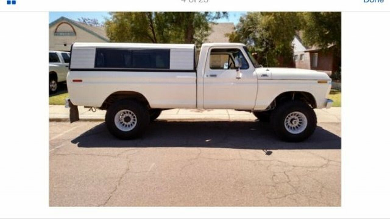 1977 Ford F250 for sale 100968159