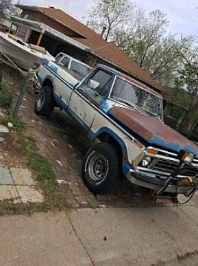 1977 Ford F250 for sale 100875100