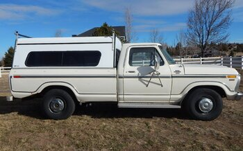 1977 Ford F250 2WD Regular Cab for sale 100959572