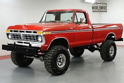 1977 Ford F250 for sale 101041061