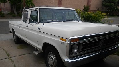 1977 Ford F350 for sale 100765628