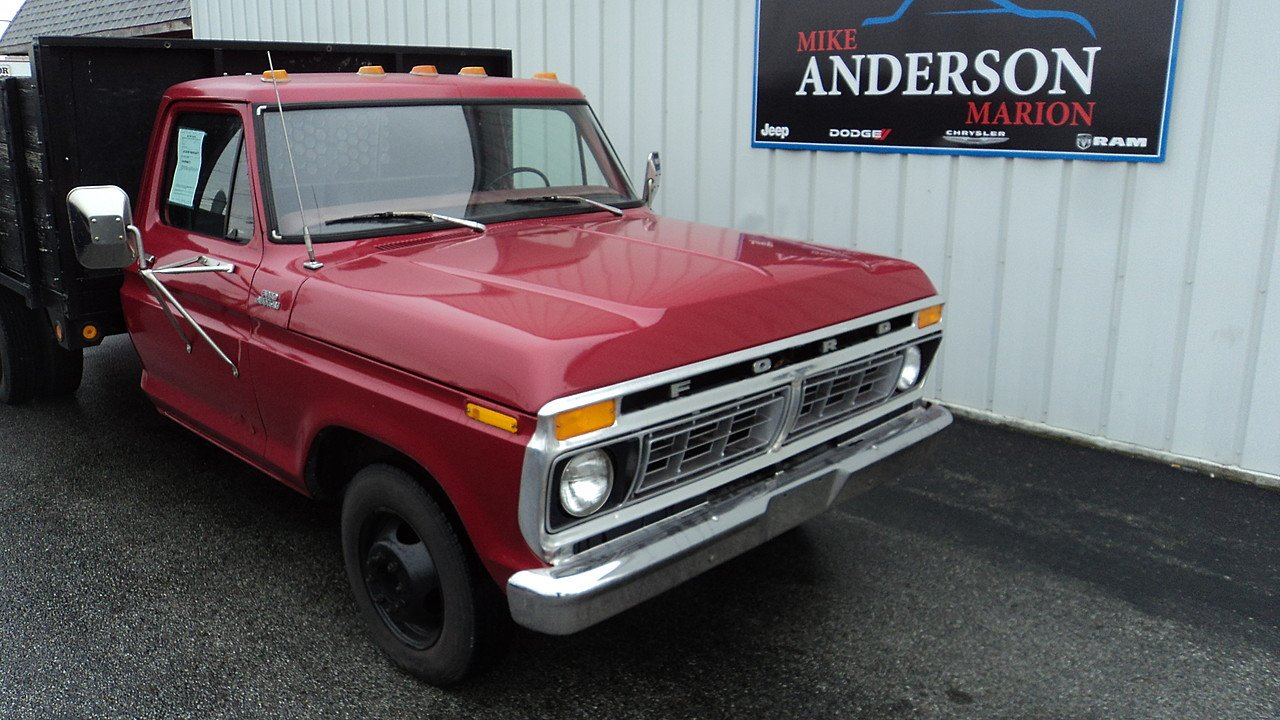1977 Ford F350 for sale 100870751