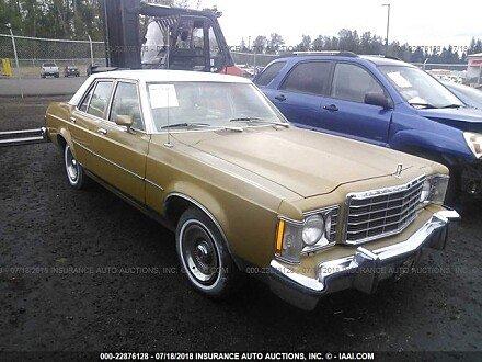 1977 Ford Granada for sale 101016153