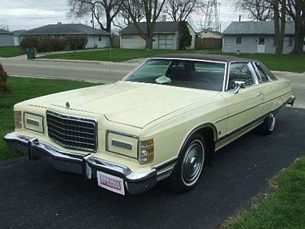 1977 Ford LTD for sale 100803739