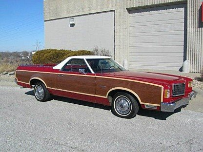 1977 Ford Ranchero for sale 100721099