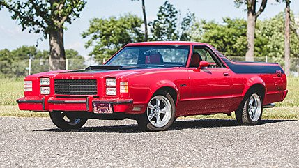 1977 Ford Ranchero for sale 100779036