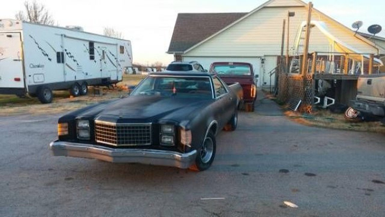 1977 Ford Ranchero for sale 101012543