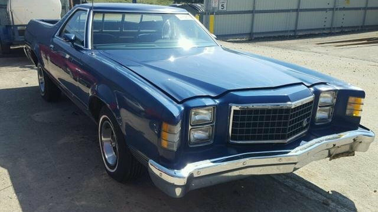 1977 ford ranchero for sale 101036467