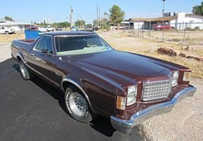 1977 Ford Ranchero for sale 100907495