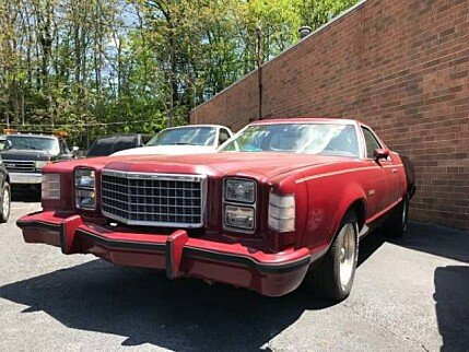 1977 Ford Ranchero for sale 100988752