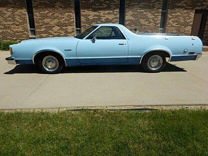 1977 Ford Ranchero for sale 100993579