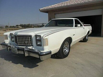 1977 Ford Ranchero for sale 101017521