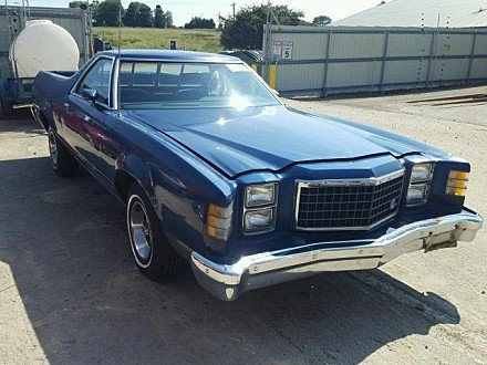 1977 Ford Ranchero for sale 101030748