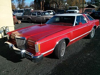 1977 Ford Thunderbird for sale 100997385