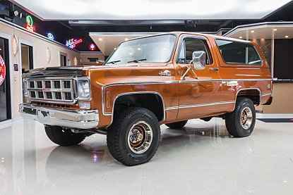 1977 GMC Jimmy for sale 100769062