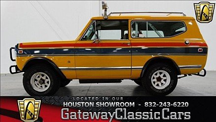 1977 International Harvester Scout for sale 100741007