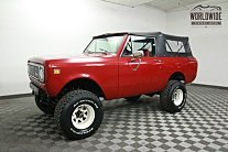 1977 International Harvester Scout for sale 100777274