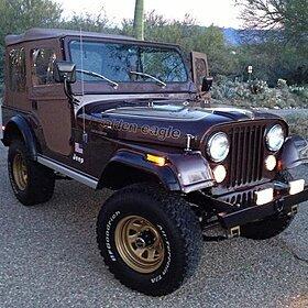 1977 Jeep CJ-5 for sale 100728925
