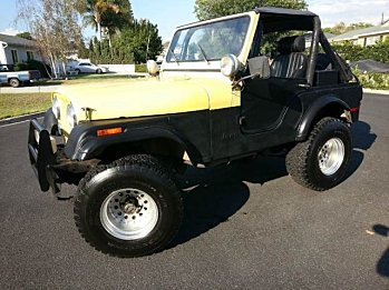1977 Jeep CJ-5 for sale 100732213