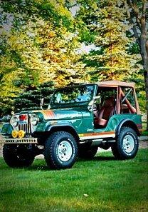 1977 Jeep CJ-5 for sale 100776918