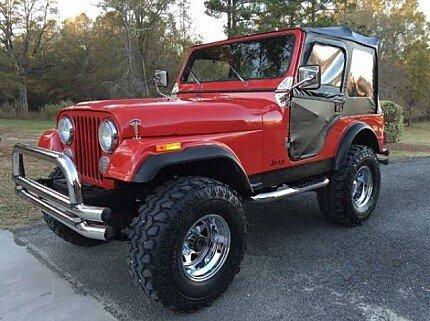 1977 Jeep CJ-5 for sale 100842753