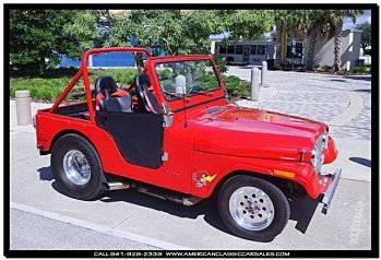 1977 Jeep CJ-5 for sale 100848516