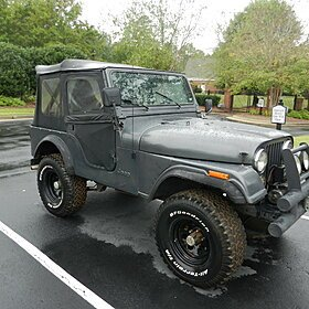 1977 Jeep CJ-5 for sale 100851343