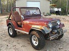 1977 Jeep CJ-5 for sale 100982185