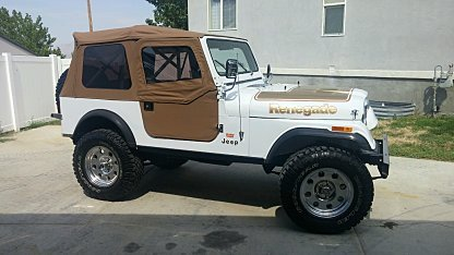 1977 Jeep CJ-7 for sale 100767550