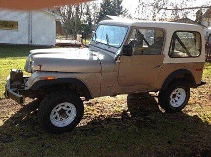 1977 Jeep CJ-7 for sale 100829641