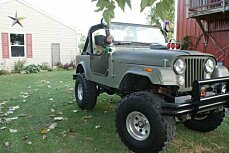 1977 Jeep CJ-7 for sale 100837585