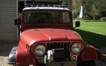1977 Jeep CJ-7 for sale 101045220