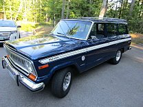 1977 Jeep Cherokee for sale 100795525