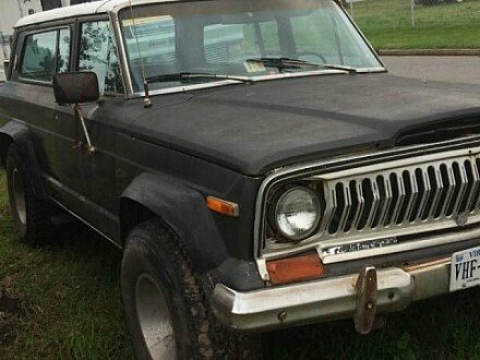1977 Jeep Cherokee for sale 100851257