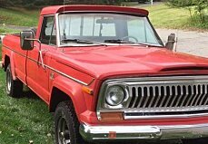 1977 Jeep J10 for sale 100792309