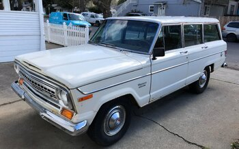 1977 Jeep Wagoneer Limited for sale 100990190
