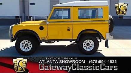 1977 Land Rover Series III for sale 100921479