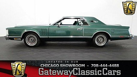 1977 Lincoln Continental for sale 100739191
