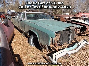 1977 Lincoln Continental for sale 100742807