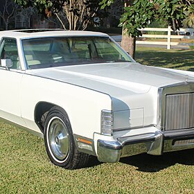 1977 Lincoln Continental for sale 100832186