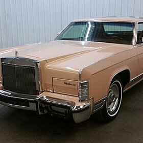 1977 Lincoln Continental for sale 100856300