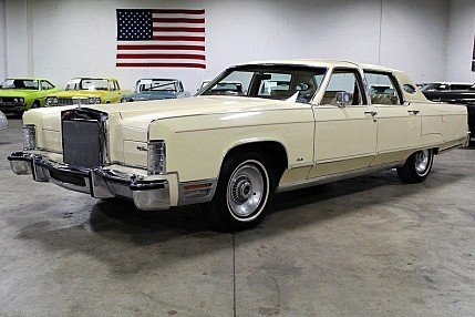 1977 Lincoln Continental for sale 100928215