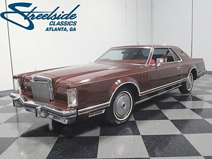 1977 Lincoln Continental for sale 100945807