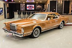 1977 Lincoln Continental for sale 100957761