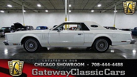 1977 Lincoln Continental for sale 100958078